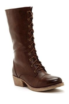 Merride Lace-Up Boot