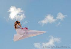 Foto 040 de 365 Avioncito de papel