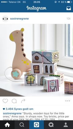 Wooden Toys, Little Ones, Bookends, Brick, Shop Now, Home Decor, Wooden Toy Plans, Wood Toys, Decoration Home