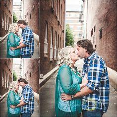 Nikki & Cris: Downtown Knoxville: Knoxville Anniversary Photographer