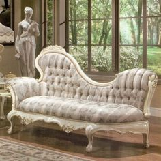 For furniture, Victorian style involves the use of deep ornamentation, and smooth lines and curves, so when eligible, you must opt for those in great detail. A good idea is to use Gothic furniture and camelback sofas.