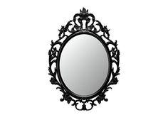 Miroir de style baroque, chez Ikea (29.99$).