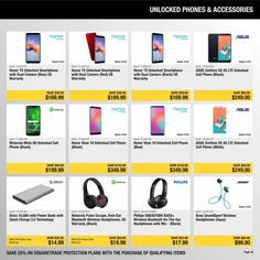 Newegg Black Friday 2018 Ads and Deals Browse the Newegg Black Friday 2018 ad scan and the complete product by product sales listing. Friday News, New Egg, Black Friday Ads, Unlocked Phones, Asus Zenfone, Coupons, Coupon