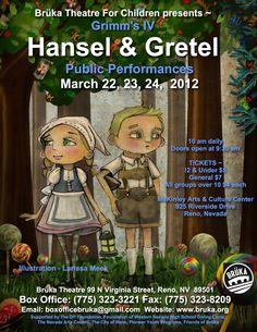 reviews dallas childrens theater hansel gretel