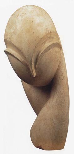 Brancusi is one of my favorite sculptors