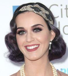 Katy Perry Twenties style