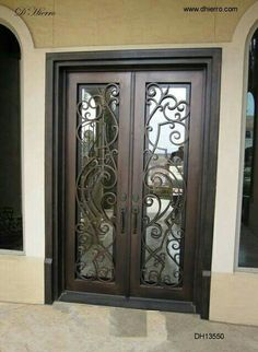 Monaco Doores Name: Florence Finish: Antique Copper Glass: Clear ...
