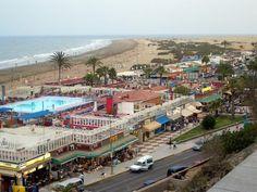 Playa del Inglés - Shoppingcenter Anexo II