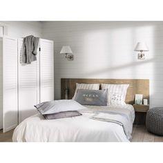 Tête de lit en bois L 140 cm - Baltic