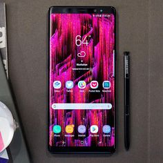 Anthony got me a galaxy note 8 yesterday! I hate getting new tech stuff. T Mobile Phones, Best Mobile Phone, Best Cell Phone, Mobile Smartphone, Samsung Mobile, Phone 7, New Mobile, Mobile App, Glitch