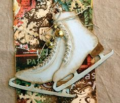 CREATIVITY IS CONTAGIOUS: HO HO HO ... A STAMPING WE WILL GO!