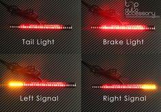 33 LED Bar Brake Tail Light & Left/Right Turn Signal Lamp for Harley-Davidson | eBay Motors, Parts & Accessories, Motorcycle Parts | eBay!