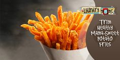 Trim Healthy Mama-Sweet Potato Fries have to be one of our favorite go to 'E' meals! When you have a snack attack and your craving a hand to mouth kinda dish, whip up this easy batch of…