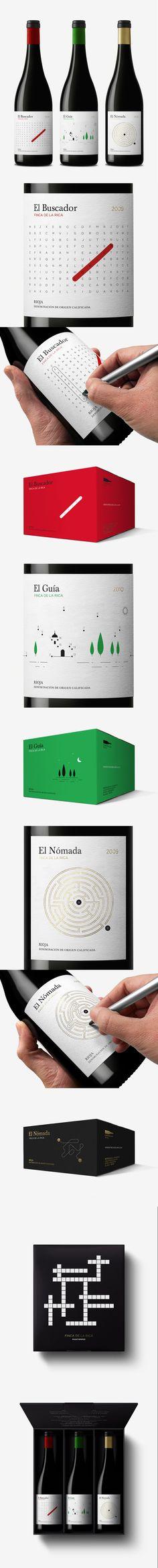 Creative Agency: Dorian Client: Finca de la Rica Location: Spain