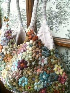 Luccello - SOPHIE DIGARD HANDBAG - Crochet