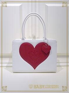 LOVE HEART BAG | BABY,THE STARS SHINE BRIGHT  15,984 yen / $156  4 colors (1 available)
