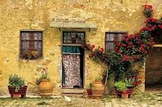Rental in Tuscany, Italy. Someday I will spend the summer there.