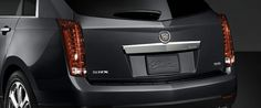 Vertical LED taillamps with light-pipe technology are energy efficient, last longer than traditional bulbs and provide a signature Cadillac styling cue.