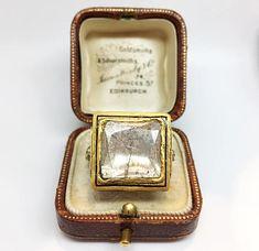 Jasmine certified 4.6ct Fancy Grey Crude Rose Cut Diamond
