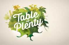 Before & After: Table of Plenty