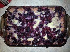 Blackberry cobbler recipe copycat cracker barrell