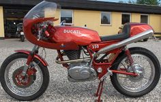 Ducati (Mototrans) Forza 350