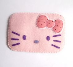 Pictures of  handmade felt crafts - how cute!