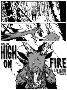 High on Fire by Ryan Mowry