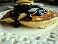 Pancake Jamie Oliver - Retete in imagini - Culinar. Jamie Oliver Pancakes, Breakfast, Easy, Recipes, Food, Snakes, Funny, Sweets, Pancake Ideas