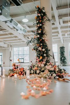 If You Love Mixing Modern Designs With Botanical Details, Then This Philadelphia Wedding Inspiration is For You Indian Wedding Receptions, Wedding Reception Design, Wedding Mandap, Wedding Ceremony, Reception Table, Wedding Blog, Wedding Ideas, Orange Wedding Flowers, Floral Wedding