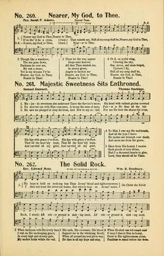 My Hope is Built on Nothing Less - Hymnary.org
