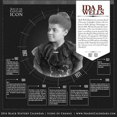 Ida B wells African American Inventors, African American History, American Women, Ida B Wells, Holly Springs, Self Massage, Frederick Douglass, Booker T, Black History Facts