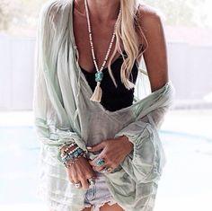Beach-summer fashion-kumsal-yaz modasi