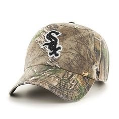 MLB '47 Big Buck Clean Up Camo Adjustable Hat