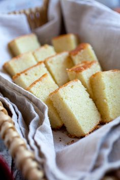 Butter Cake: It calls for really common ingredients that everyone has in their fridge or pantry, and that totally fits my bill in terms of convenience.