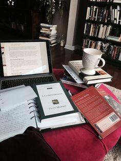 Image de books, college, and motivation Studyblr, Coffee Study, Study Board, Study Organization, Work Motivation, Study Space, School Notes, Study Notes, Student Life