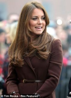 Kate arrives in Grimsby