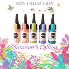 Nailux Airbrush Paints