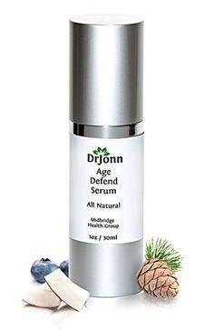 DrJonn Age Defend Serum 100 Natural Vegan Facial Wrinkle Fine Lines Treatment  Repair Vitamin D  E 30ml Anti Aging  AntiWrinkle Cream Skin Tightening and Dark Spot Removal Doctor Trusted ** Check out this great product. (Note:Amazon affiliate link)