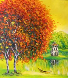 Looking for Contemporary Vietnamese Art? - We will arrange it for you