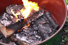 Recipes and Tips on a successful campfire: Campfire Toasted Burritos, Lemon Dill Grilled Fish, Hobo Packets (Beef Stew)