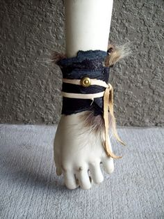 Sable Cuff -- burning man tribal fusion belly dance amazon larp barbarian apocalyptic