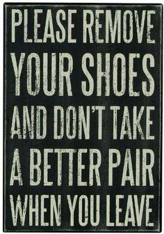 Primitives By Kathy Box Sign, Remove Your Shoes by Primitives By Kathy, http://www.amazon.com/dp/B006QH2KM2/ref=cm_sw_r_pi_dp_7qI5pb1GKKDVM