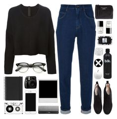"""""""Bones /tag/"""" by skinx ❤ liked on Polyvore featuring Dolce&Gabbana, Rundholz, Ganni, Acne Studios, Chanel, Muji, CB2, Sephora Collection, bathroom and modern"""