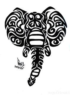 Tribal Elephant Tattoo Designs Tribal Elephant Tattoo On Ankle Tattoes . Elephant Tribal Tattoo, Tribal Animal Tattoos, Elephant Family Tattoo, African Tribal Tattoos, Henna Elephant, Tribal Drawings, Elephant Tattoo Design, Tribal African, Elephant Art