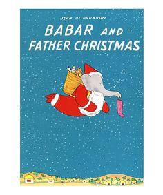 Babar and Father Christmas Hardcover