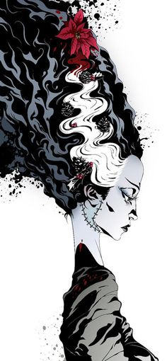 Shouldn't she be called the Bride of Frankenstein's monster? - I mean technically since she wasn't the doctor's bride.