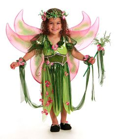Save Now on this Green Mother Nature Dress - Girls by Princess Paradise on #zulily today!