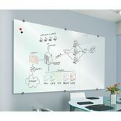 Glass Dry Erase Board 8' x 4', magnetic