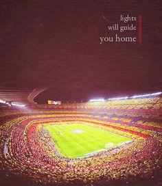 Els llums et guiaran cap a casa
